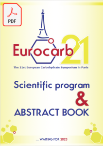 Eurocarb21 Scientific Program & Abstract Book